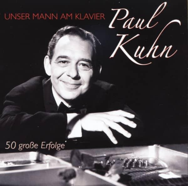 Unser Mann am Klavier (2-CD)