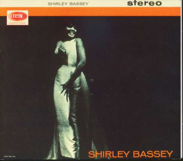 Shirley Bassey With The Williams Singers (CD)