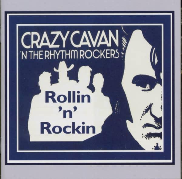 Rollin 'n' Rockin (CD)