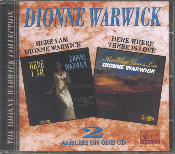 Here I Am - Here Where There Is Love (CD)
