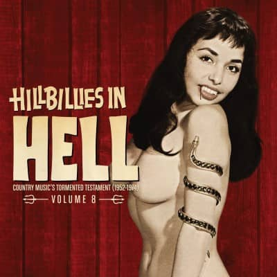 Hillbillies In Hell Vol.8 (LP, Limited Edition)