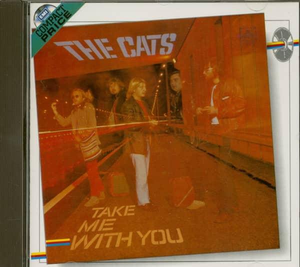 Take Me With You (CD)
