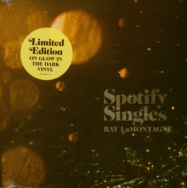 Spotify Singles (7inch, 45rpm, Colored Vinyl, Ltd.)