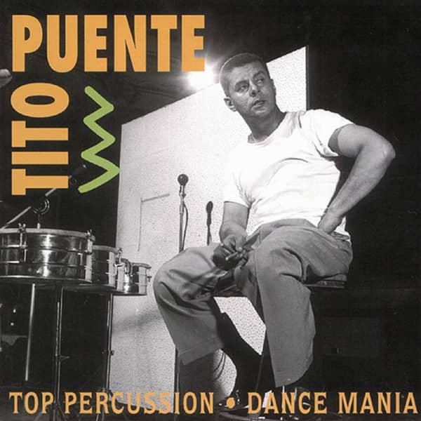 Top Percussion - Dance Mania
