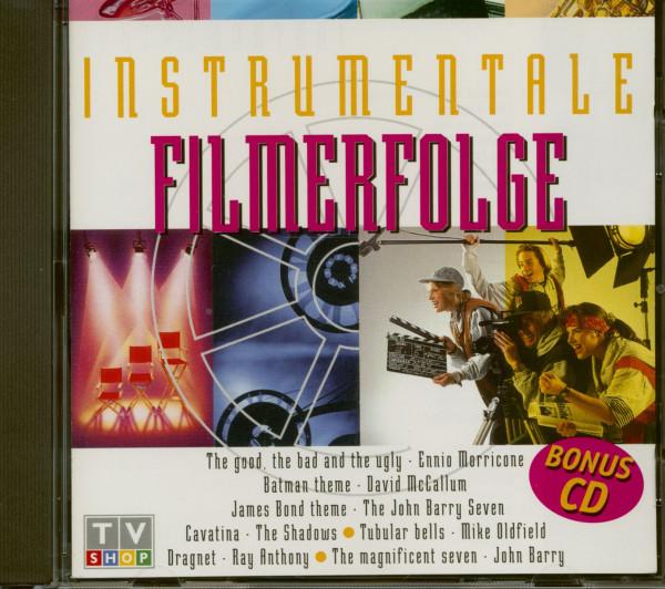 Instrumentale Filmerfolge (CD)