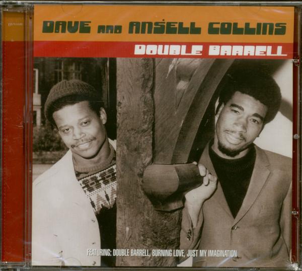 Double Barrel (CD)