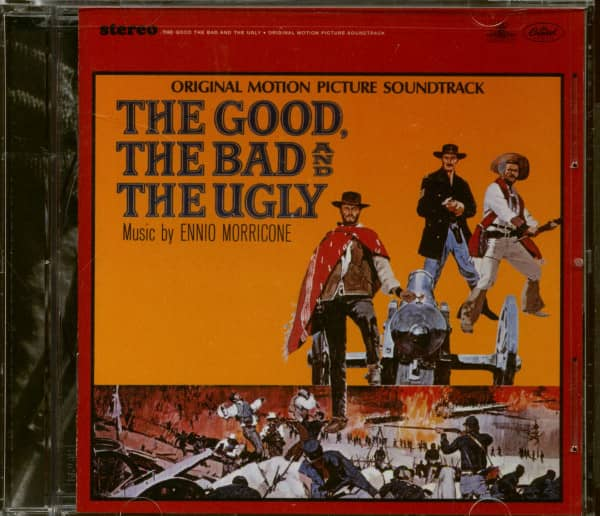 The Good, the Bad & the Ugly (CD)