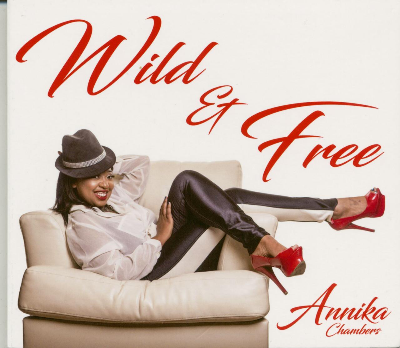 Annika Chambers - Wild & Free (CD)