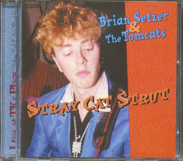 Stray Cat Strut - Live At TK's Place, May 24, 1980 (CD)