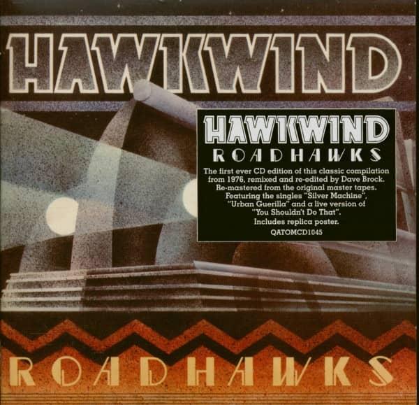 Road Hawks (CD)