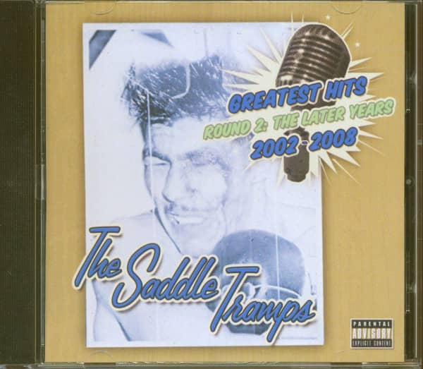 Greatest Hits Round 2 - The Later Years 2002-2008 (CD)