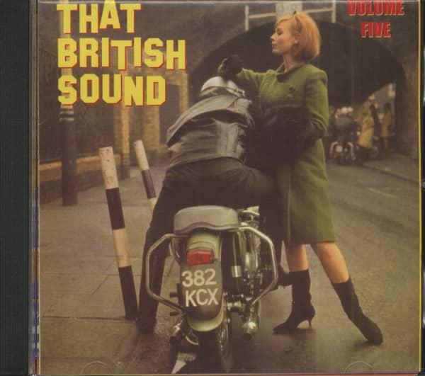 That British Sound Vol.5 (CD)