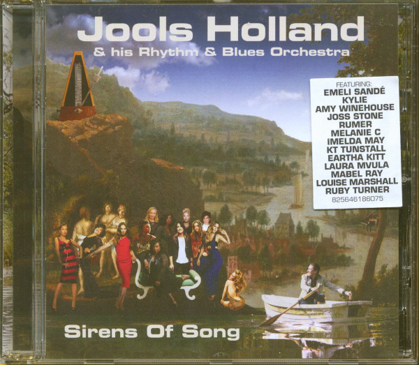 Sirens Of Song (CD)