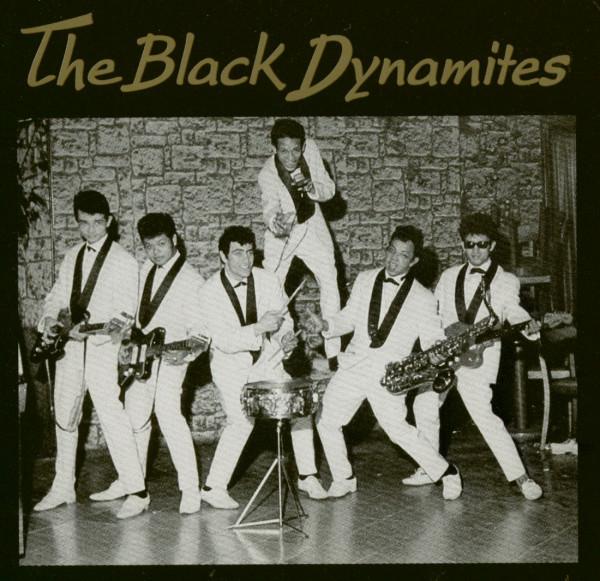 The Black Dynamites (CD)