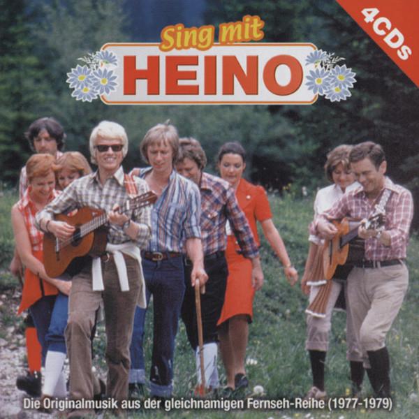 Sing mit Heino (4-CD)