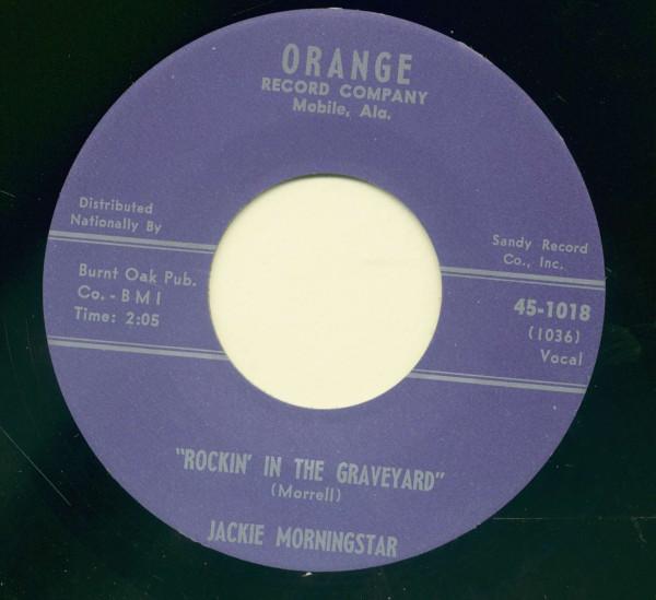 Rockin In The Graveyard - No Date (7inch, 45rpm)