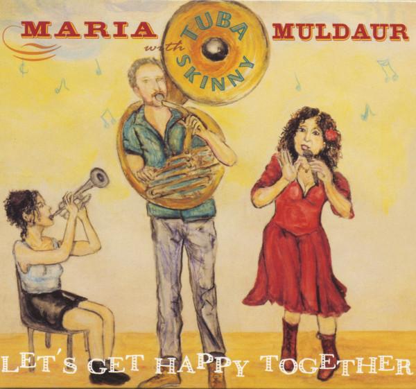Let's Get Happy Together (CD)