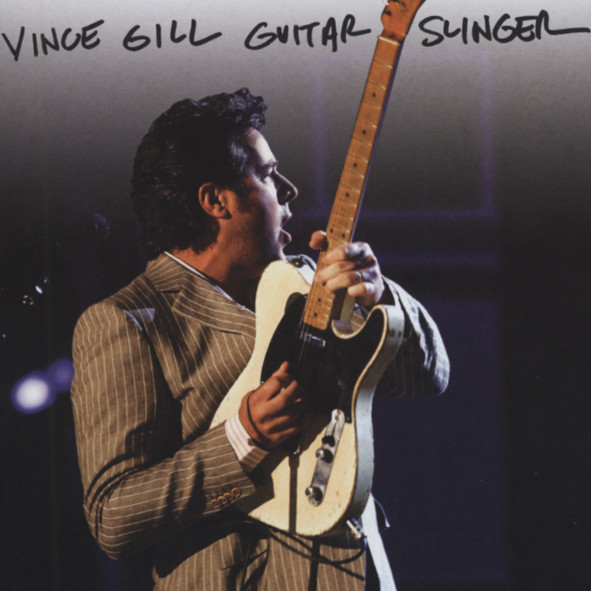 Guitar Slinger (2011) regular version