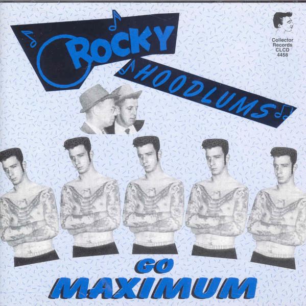 Vol.3, Rockabilly Hoodlums