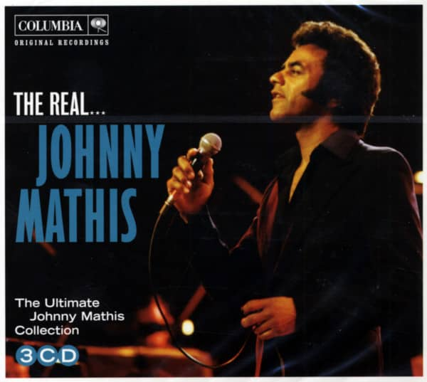 Real Johnny Mathis (3-CD)