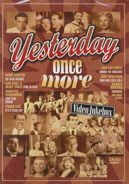 Yesterday Once More - Video Jukebox (DVD)