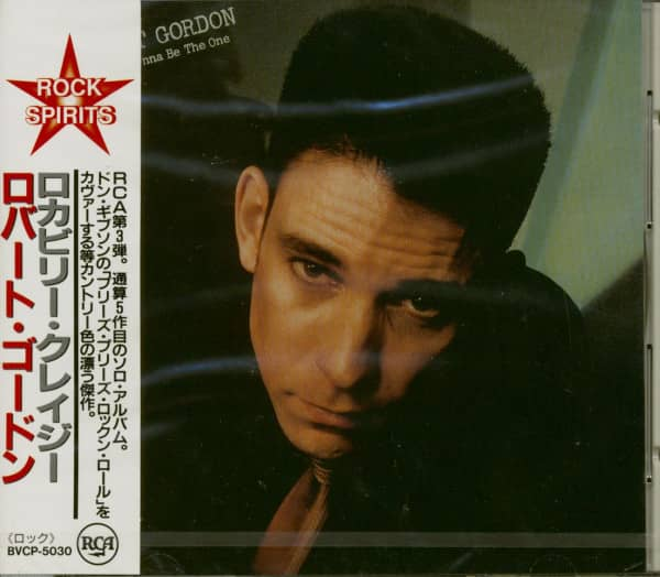 Are You Gonna Be The One (CD Japan)