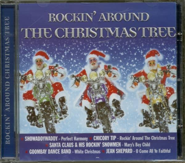Rockin' Around The Christmas Tree (CD)