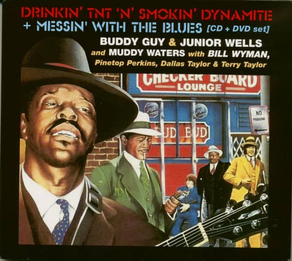 Drinkin' TNT 'N' Smokin' Dynamite & Messin' With The Blues (CD & DVD)