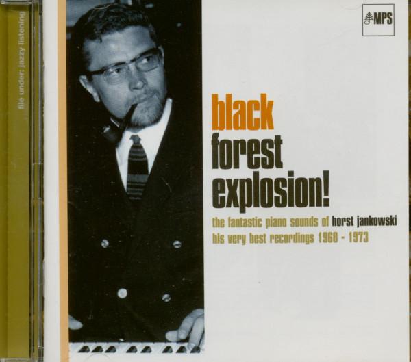 Black Forest Explosion! (CD)