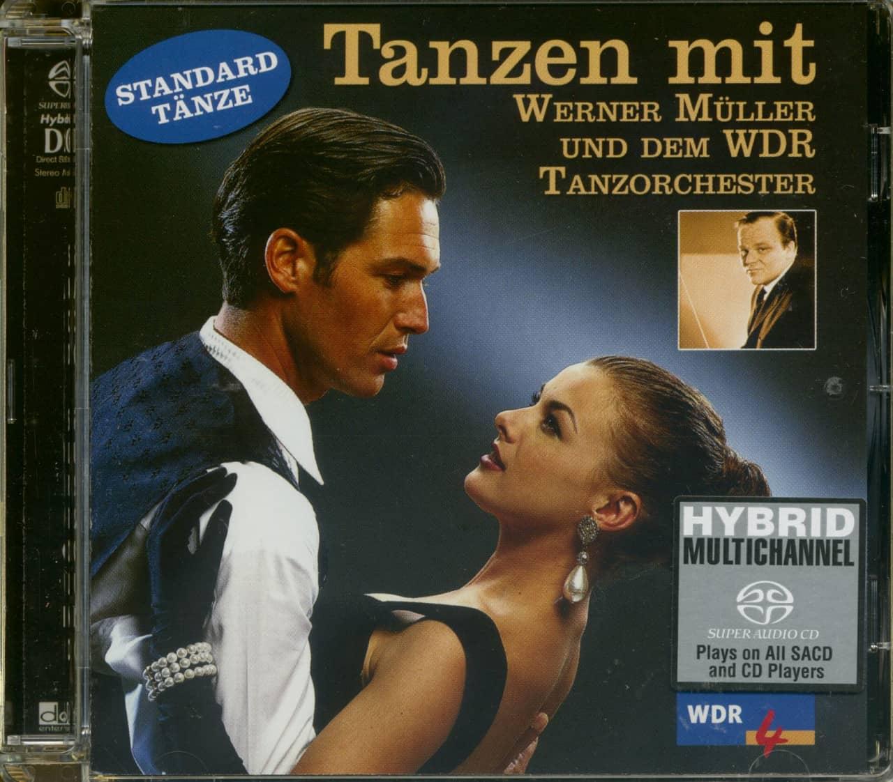 Werner Müller - Tanzen mit Werner Müller und dem WDR Tanzorchester (CD)