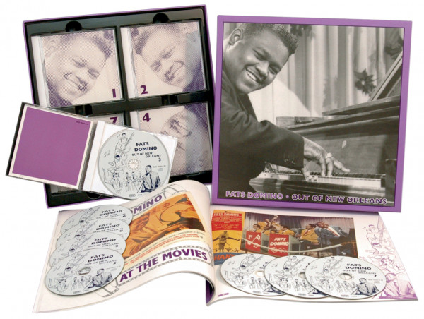 Out Of New Orleans (8-CD)