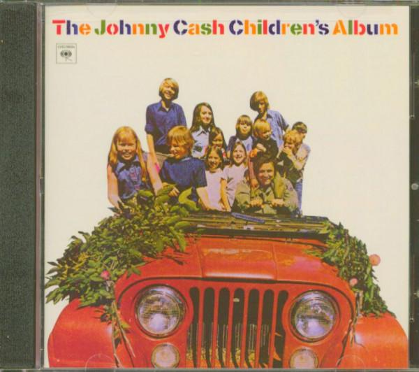 The Johnny Cash Children's Album (CD)