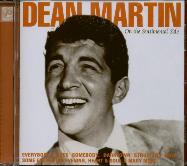 On The Sentimental Side (CD)