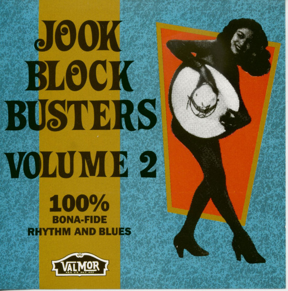 Jook Block Busters Vol.2 (CD)
