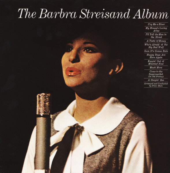 The Barbara Streisand Album (LP)