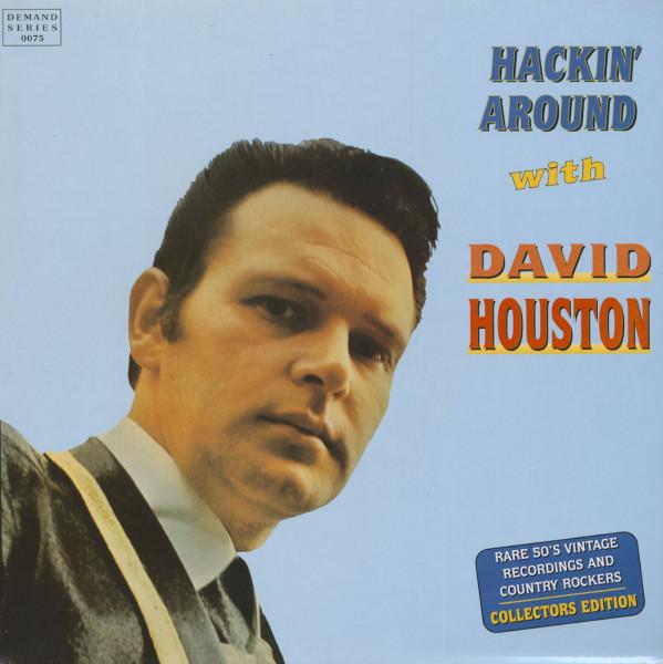 Hackin' Around (LP)