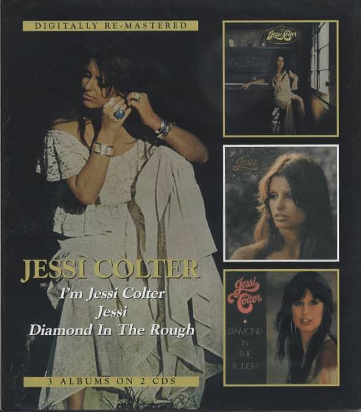 I'm Jessi Colter - Jessi - Diamond In The Rough (2-CD)
