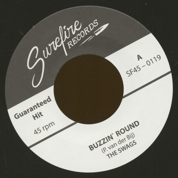 Buzzin' Around - The Price Of Love (7inch, 45rpm)