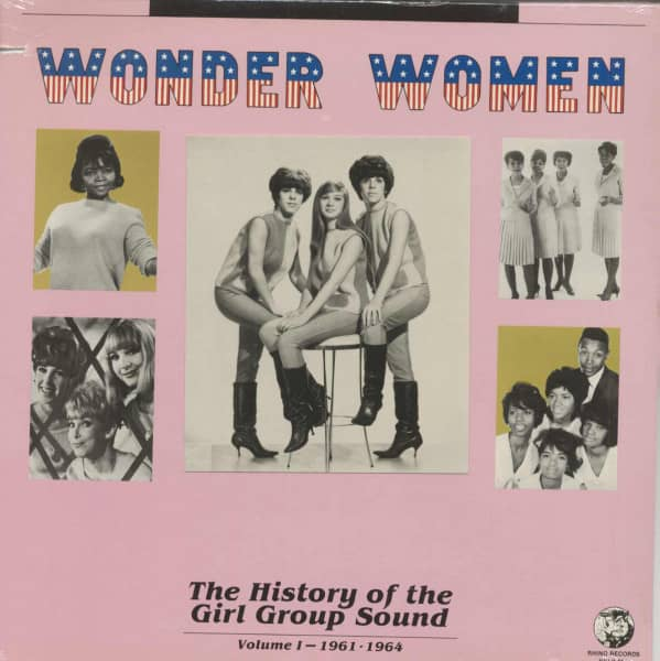 Wonder Women - The History Of The Girl Group Sound, Vol.1 (LP)
