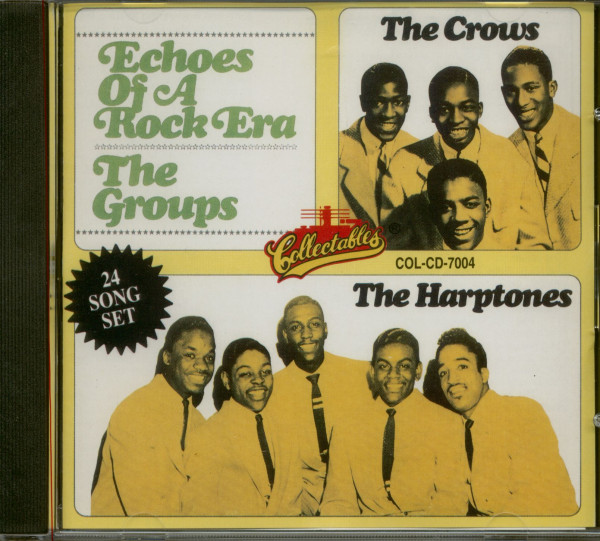 The Crows Meet The Harptones (CD)
