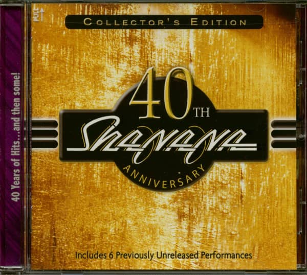 40th Anniversary Edition (CD)