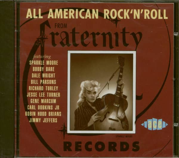 All American Rock'n'Roll - Fraternity Records Vol.1 (CD)