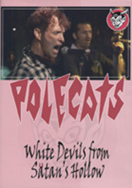 White Devils From Satan's Hollow (DVD)