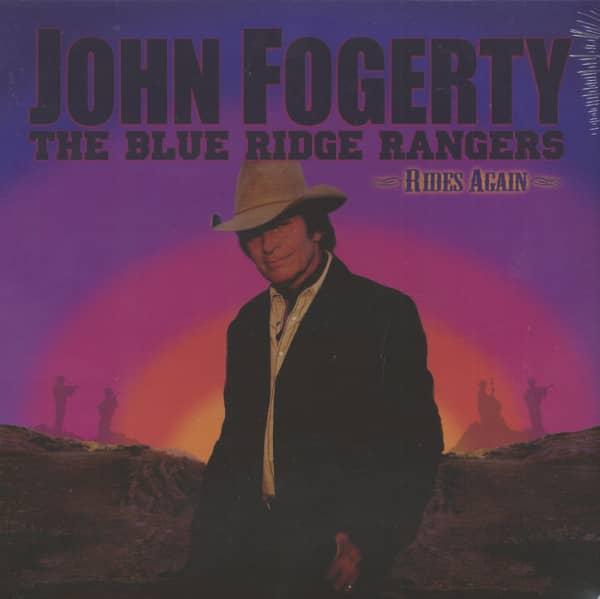 The Blue Ridge Rangers Rides Again (LP)