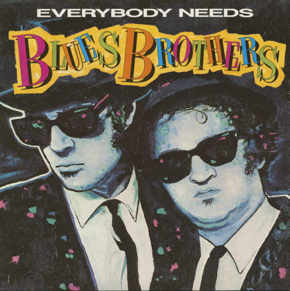 Everybody Needs Blues Brothers (LP)