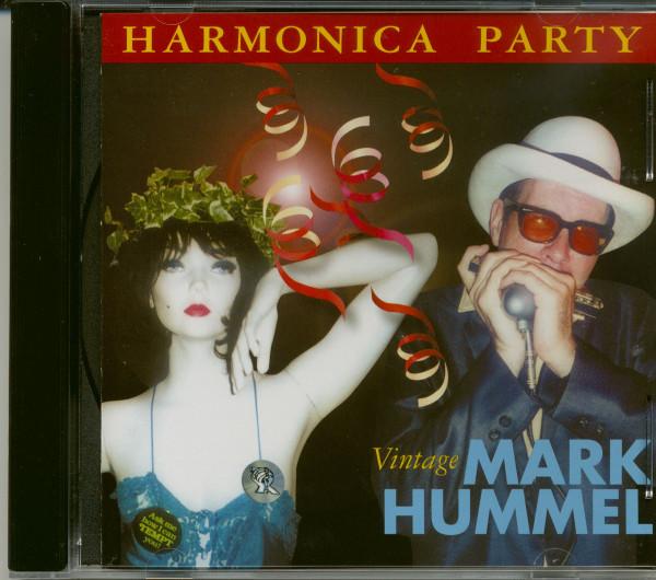 Harmonica Party - Vintage Mark Hummel (CD)