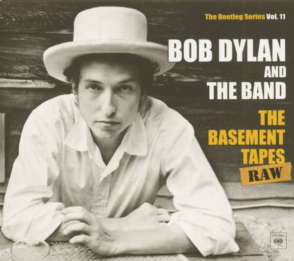 The Basement Tapes Raw - The Bootleg Series Vol. 11 (2-CD)