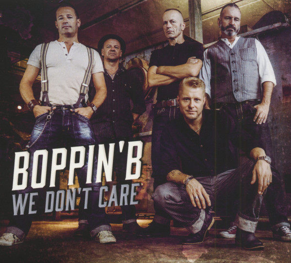 We Don't Care (CD)