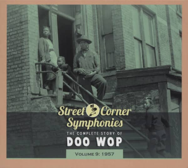 Vol.09, 1957 The Complete Story Of Doo Wop