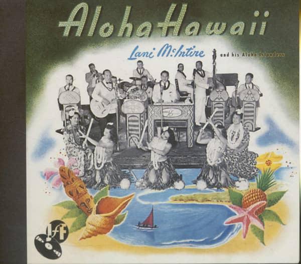 Aloha Hawaii (CD)